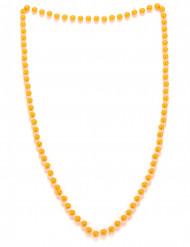 Orange Perlenkette