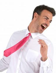 Pinke Krawatte