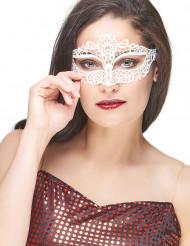 Venezianische Maske aus Spitze
