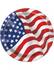 8 USA Teller