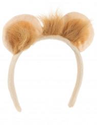 Löwe-Haarreif für Erwachsene