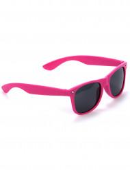 Sonnenbrille neonpink