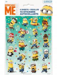 72 Minions™ Sticker