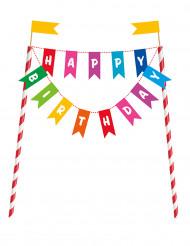 Dekoration für Geburtstagskuchen Happy Birthday
