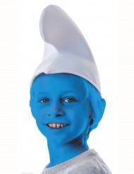 Zwergen Mütze für Kinder weiß