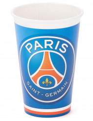 6 PSG Pappbecher 33 cl