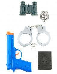 Polizisten Set für Kinder