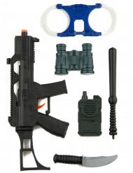 Polizei Accessoire Set