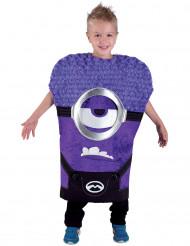 Mini-Ich lila Kostüm Kinder