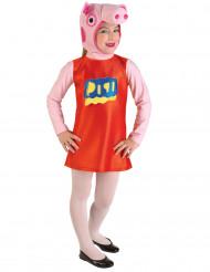 Rosa Schwein-Kostüm für Kinder