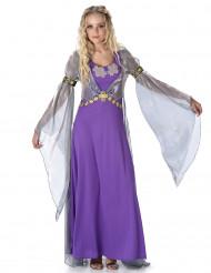 Mittelalterliche Prinzessin Kostüm für Damen