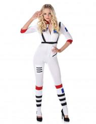 Astronauten Kostüm für Damen