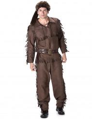 Trapper Kostüm für Herren