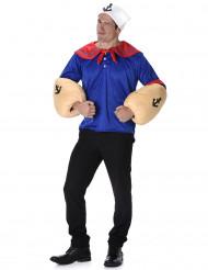 Muskulöser Seeman Kostüm für Herren