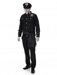 Zombie Offizier Kostüm für Herren
