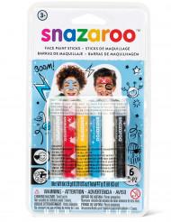 6 Schminkstifte Jungen Snazaroo™