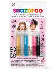 6 Schminkstifte für Kinder - Snazaroo™