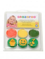 Schmink und Stempel-Set Geburtstag Snazaroo™