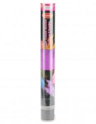 Bombe mit violettem Pulver 40 cm