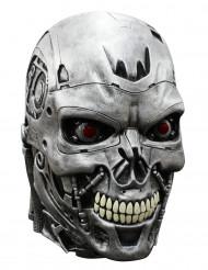 Deluxa Maske Terminator Genisys™ Hand bemalt für Erwachsene