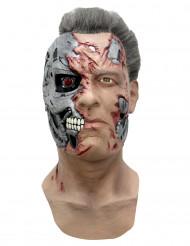 Cyborg T-800 Maske Terminator Genisys™ - Hand bemalt
