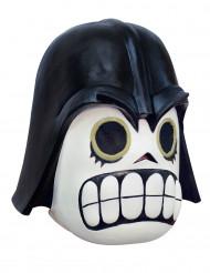 Maske Finsterer Lord Dìa de los muertos für Erwachsene - Hand bemalt
