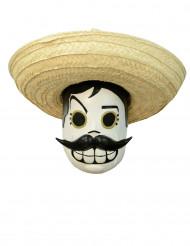 Halloween - Dìa de los muertos Maske Calaveritas™