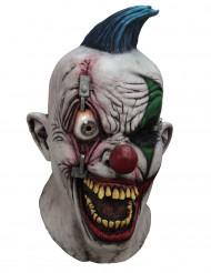 Animierte Clown Maske für Erwachsene Hand bemalt