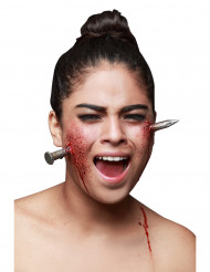 Falsche Verletzung riesiger Nagel Erwachsene Halloween