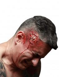 Falscher Schädelbruch Verletzung Erwachsene Halloween