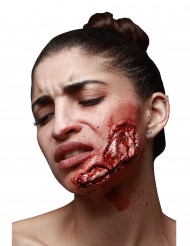 Falsche Kieferverletzung Erwachsene Halloween