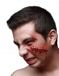 Falsche Verletzungen Stiche Erwachsene Halloween