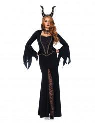 Dämonisches Königin Kostüm für Erwachsene