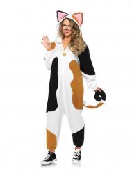 Katze Overall Kostüm für Damen