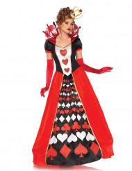 Kostüm Herzdame für Damen