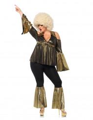 Disco Diva Kostüm für Damen
