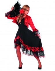 Flamencotänzerin Kostüm für Damen