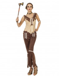 Indianerin Kostüm