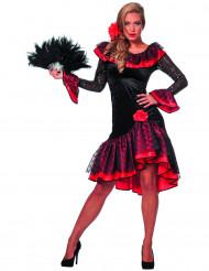 Flamencotänzerin Kostüm