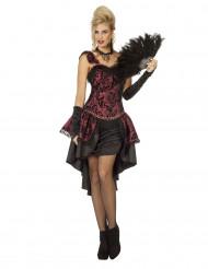 Burlesque Kostüm für Damen