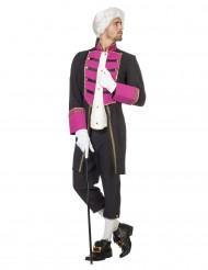 Barocker Kapitän Kostüm für Herren