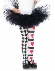 Herzkönigin Strumpfhosen für Kinder