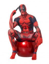 Klassisches Deadpool™ Morphsuit™ Kostüm für Erwachsene