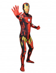 Iron Man™ Morphsuit™ klassisches Kostüm für Erwachsene