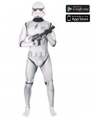 Zapper Stormtrooper™ Morphsuit™ Kostüm für Erwachsene