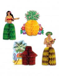 Hawaii Tischdekoration