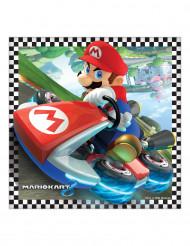 16 Papierservietten Super Mario™