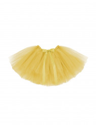 Gelbes Ballettröckchen für Mädchen