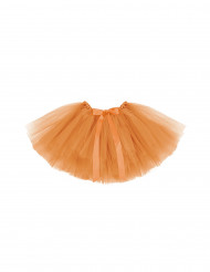 Orangefarbenes Ballettrökchen für Kinder