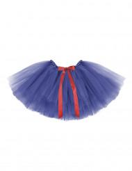 Marin blaues Ballettröckchen